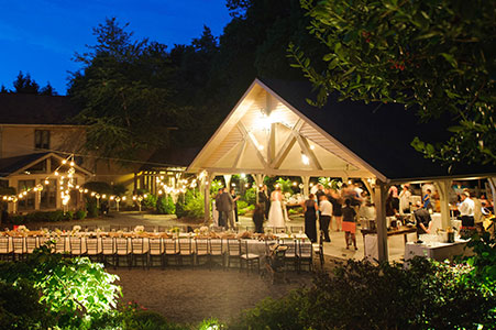 Water wedding venues in north carolina