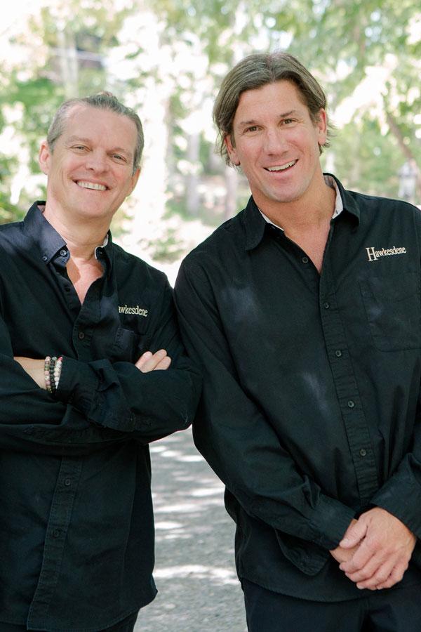 Phil Rampy & Rob Scheiwiller