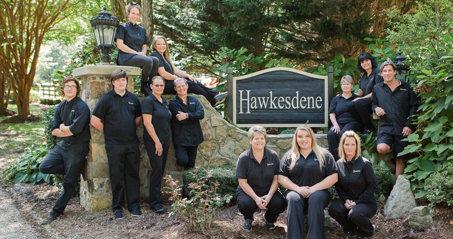 Hawkesdene Staff