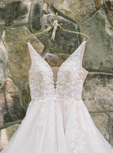 Dress on Stone