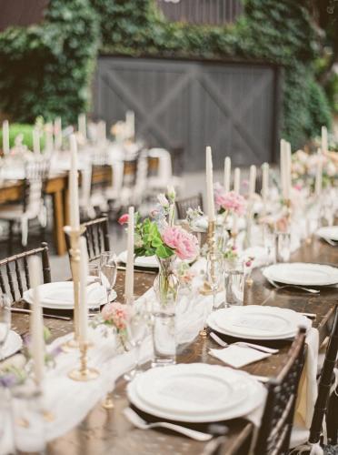 Table Closeup