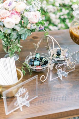 Wedding Favors 4 - Essential Oils