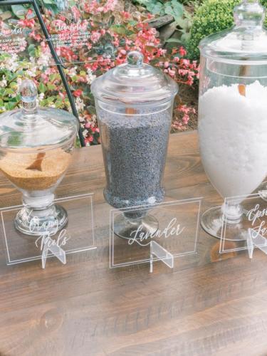 Wedding Favors 5 - More Ingredients