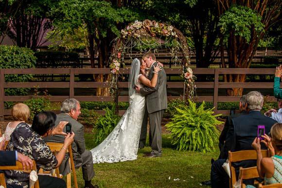 October Estate Garden Wedding Site In The NC Mountains
